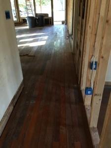 best hard wood floor repair