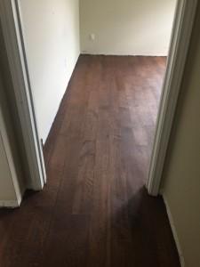 hardwood floor estimate austin