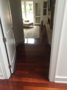 hardwood floor estimate