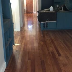 hardwood floor installation contractor