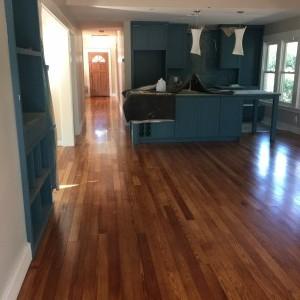 hardwood floor installation estimate